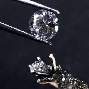 Оценка изделий с бриллиантами на профессиональном уровне