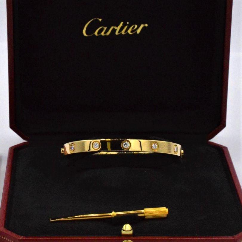 Продать браслет Cartier или купить украшения на выгодных условиях