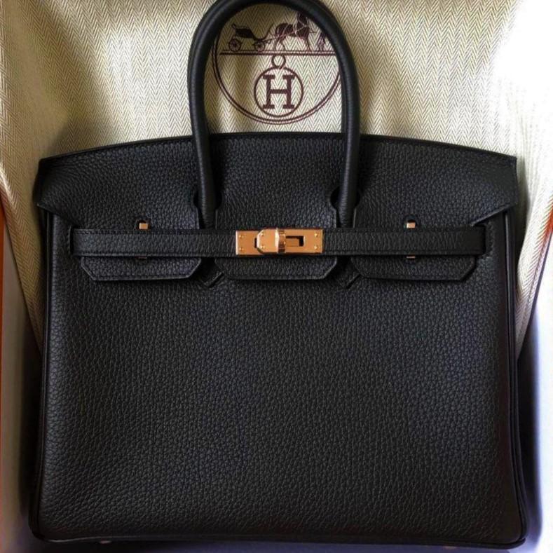 Продать сумку Hermes Birkin: проще, чем купить, но также выгодно