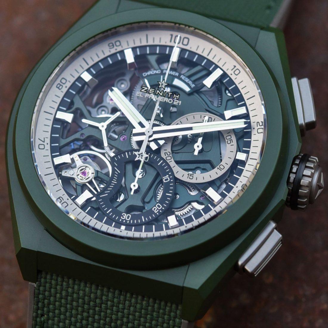 Продать часы Zenith: быстро, безопасно, дорого