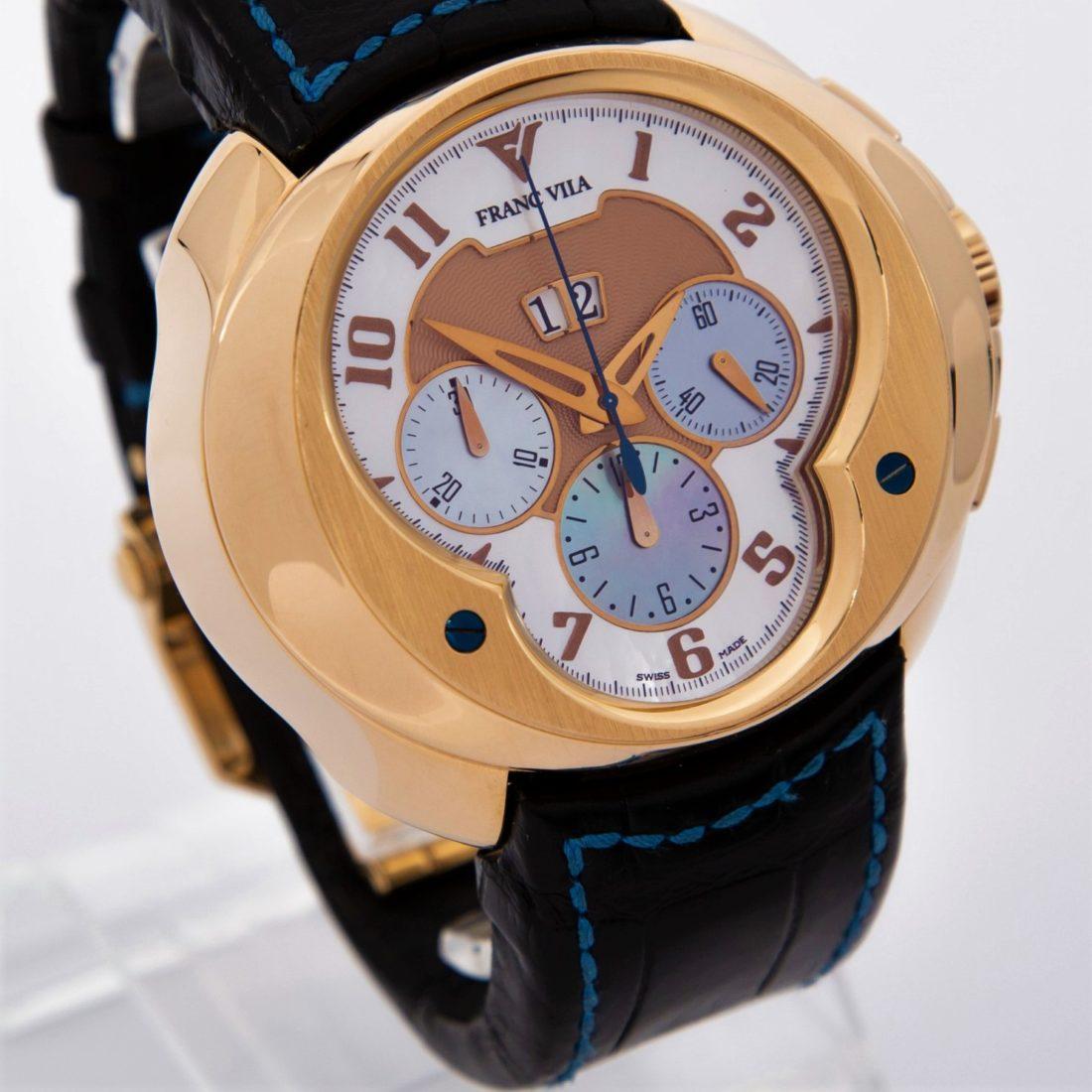 Продать часы Franc Vila с предварительной оценкой