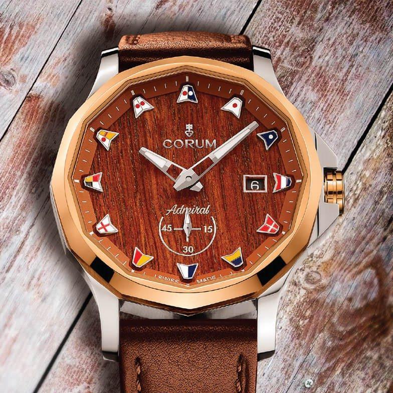 Продать часы Corum по цене эксклюзивного товара