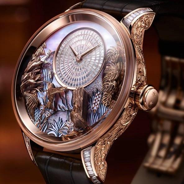 Продать часы Jaquet Droz в Москве, обратившись к профессионалам