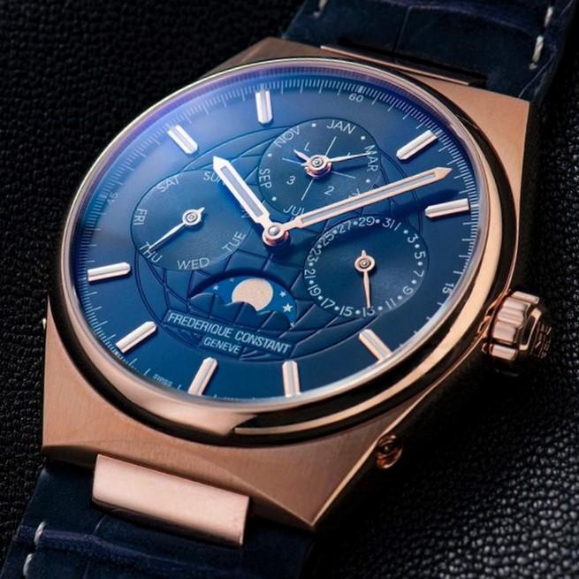 Продать часы Frederique Constant в Москве с выгодой