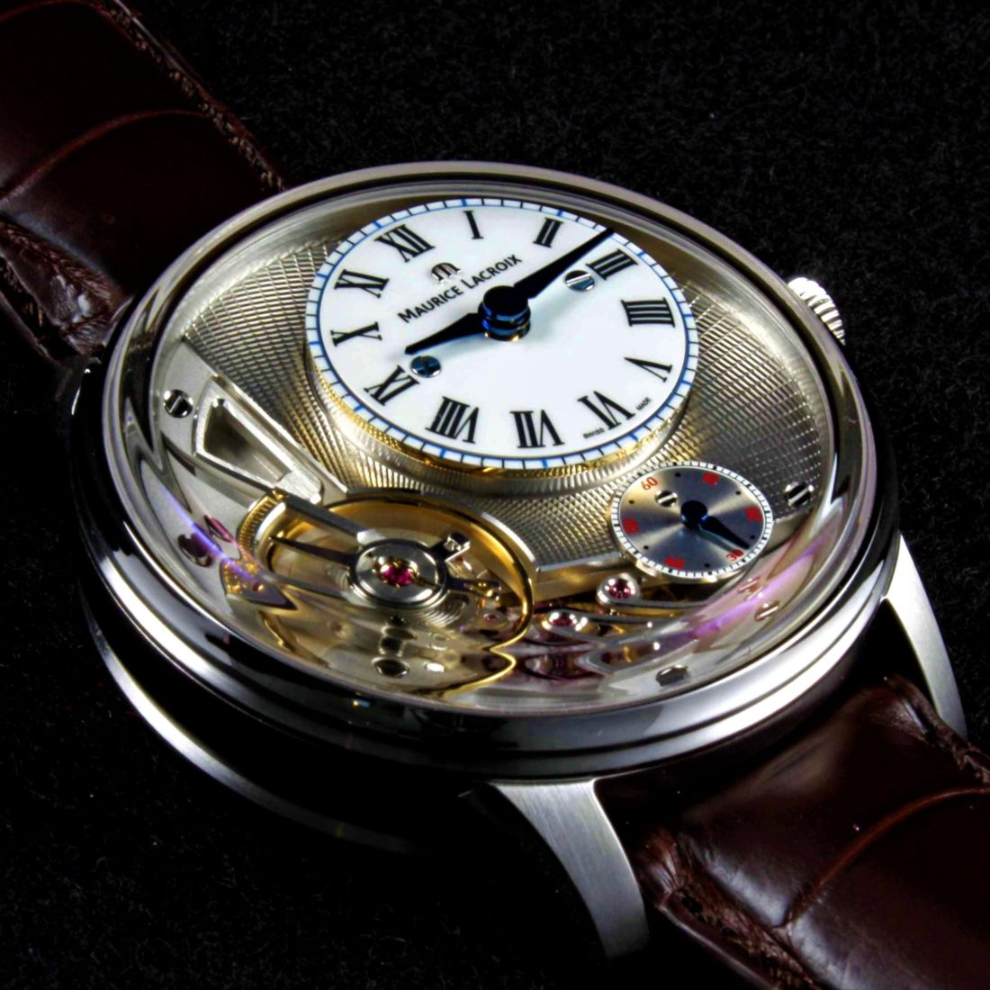 Продать часы Maurice Lacroix в Москве на лучших условиях