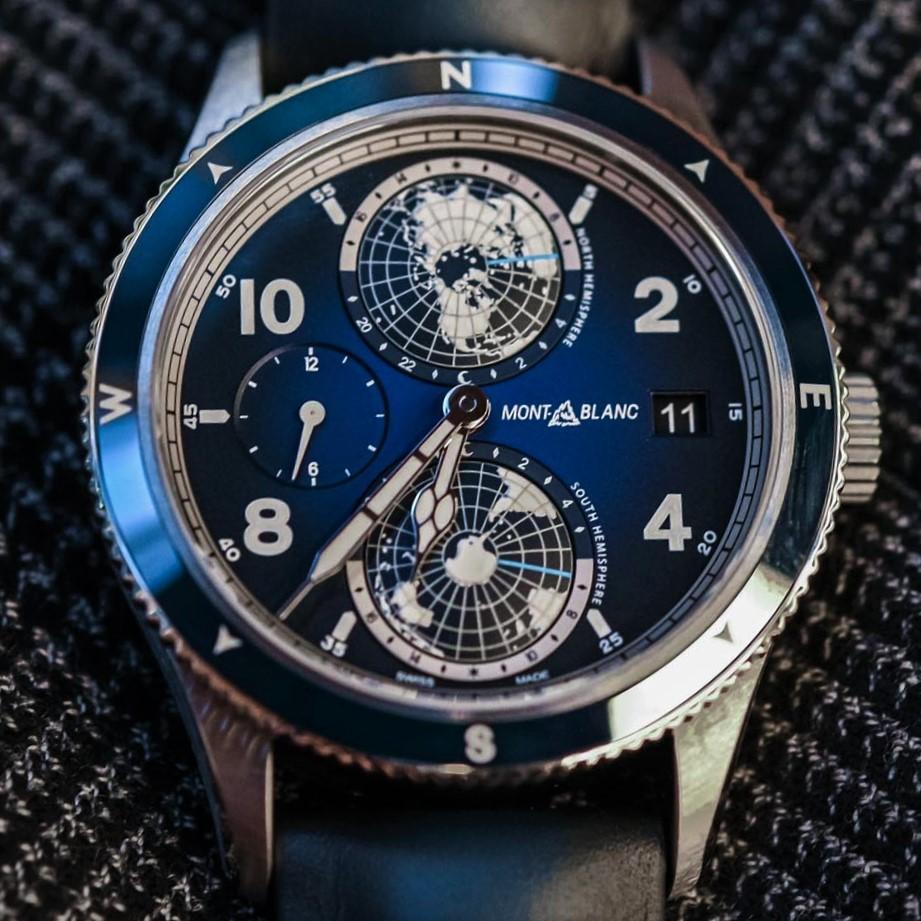 Продать часы Montblanc оригинал