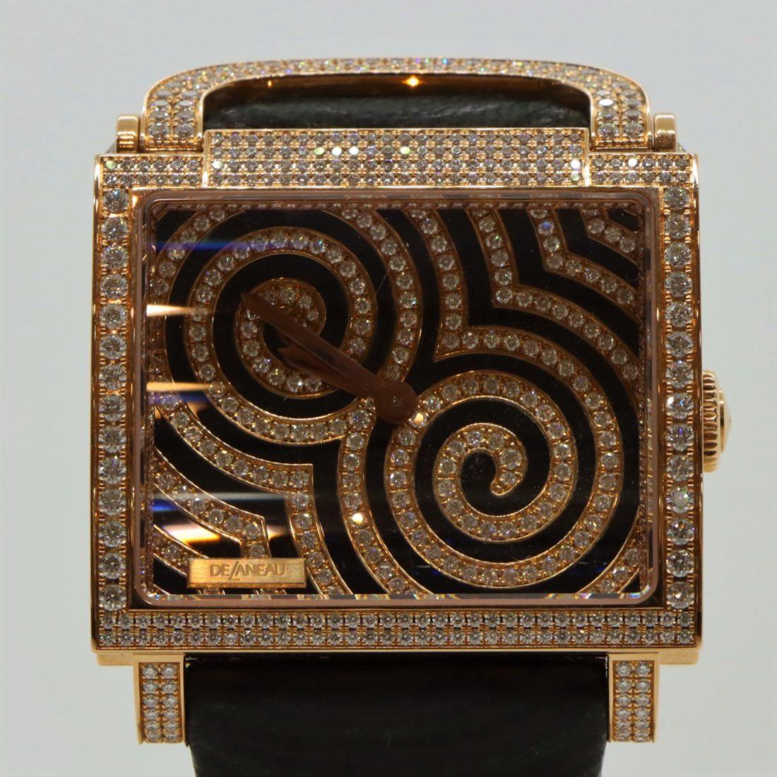 Продать часы DeLaneau легко и быстро – это реально!