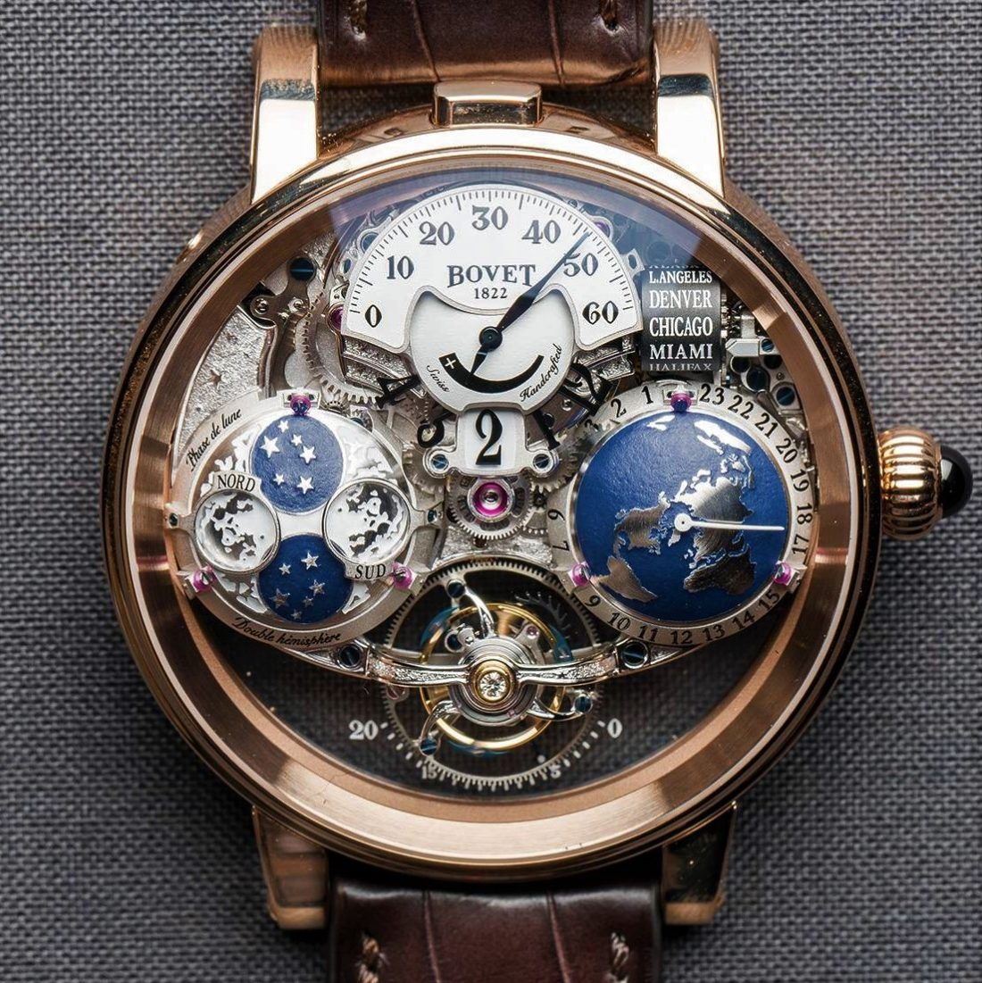Продать часы Bovet – проще простого!