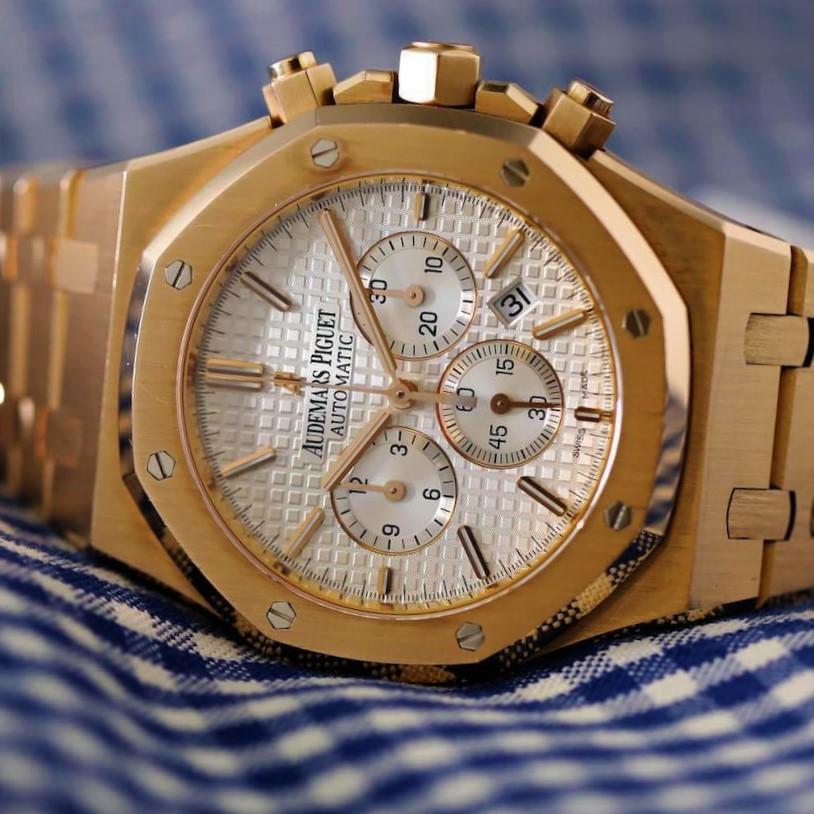 Продать часы Audemars Piguet за наличный и безналичный расчет